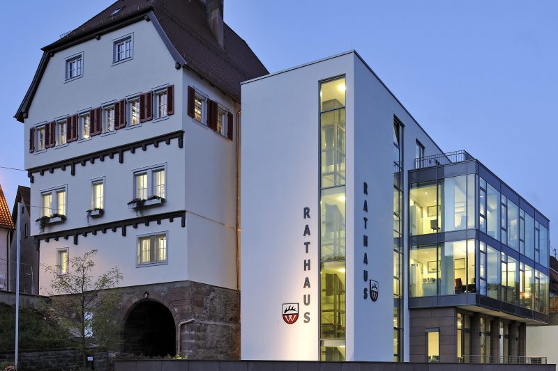 Rathaus Wildberg