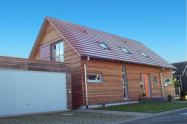 Wohnhaus B. in Altensteig