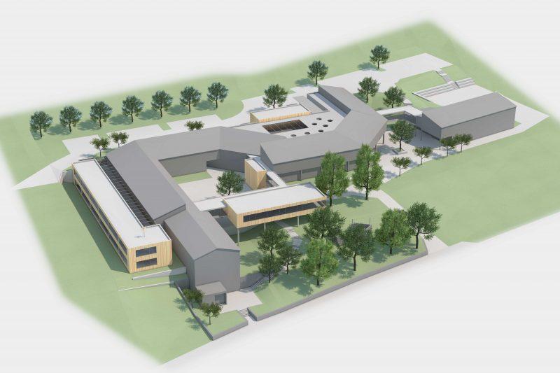 Lindenrainschule Ebhausen