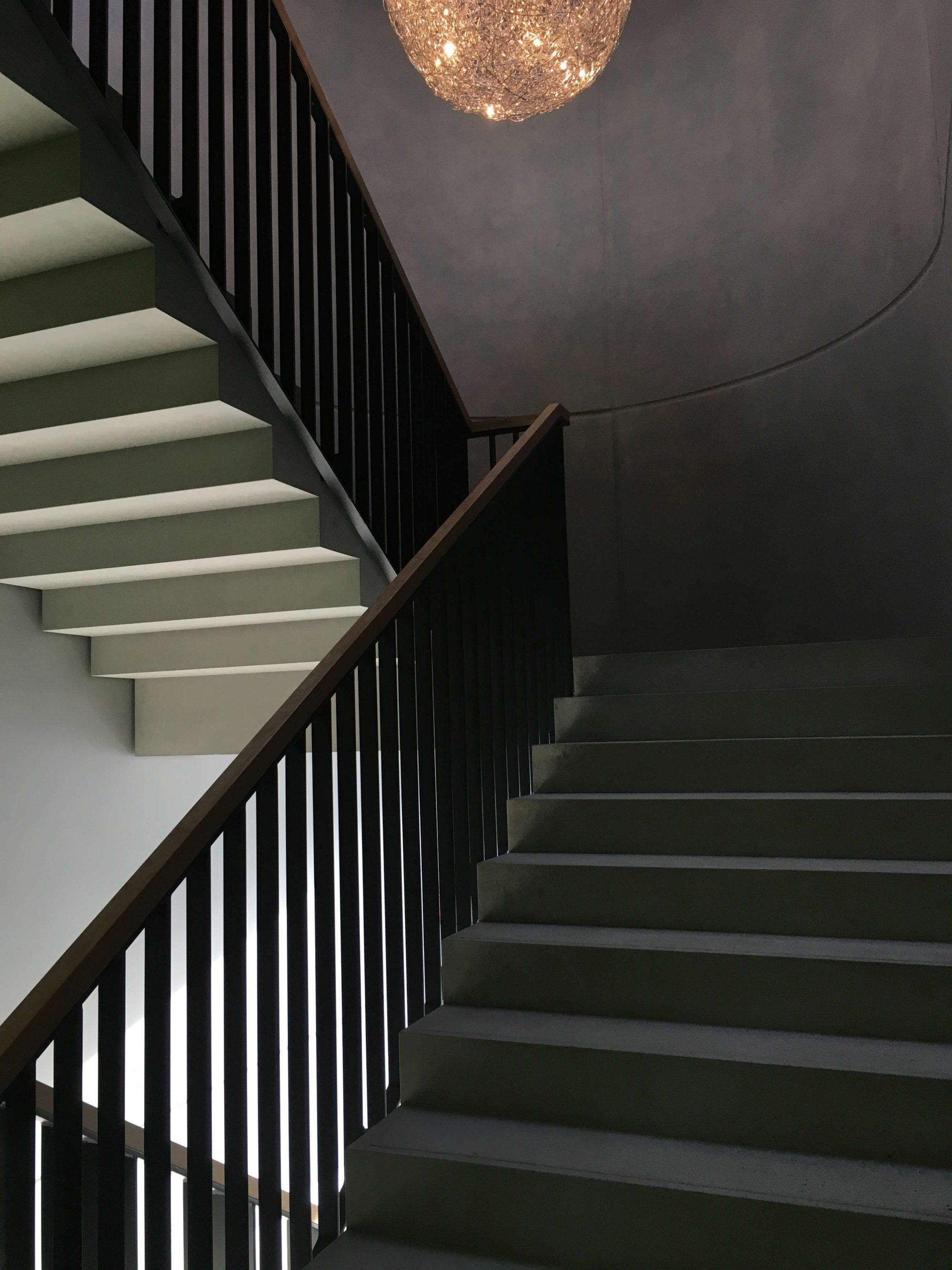 Duerr Optronik Treppe