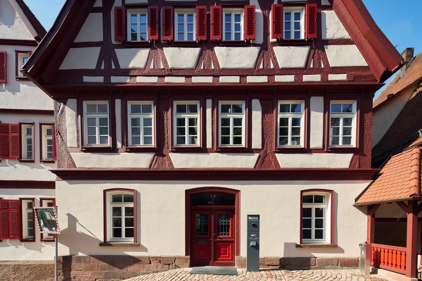 Historisches Rathaus Altensteig