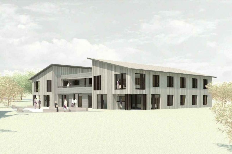Neubau LIBW Pochenmühle